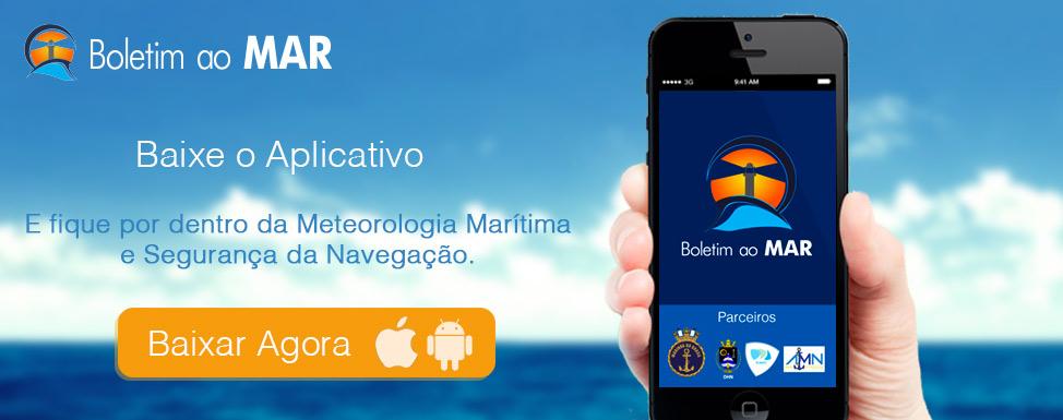Resultado de imagem para app boletim ao mar
