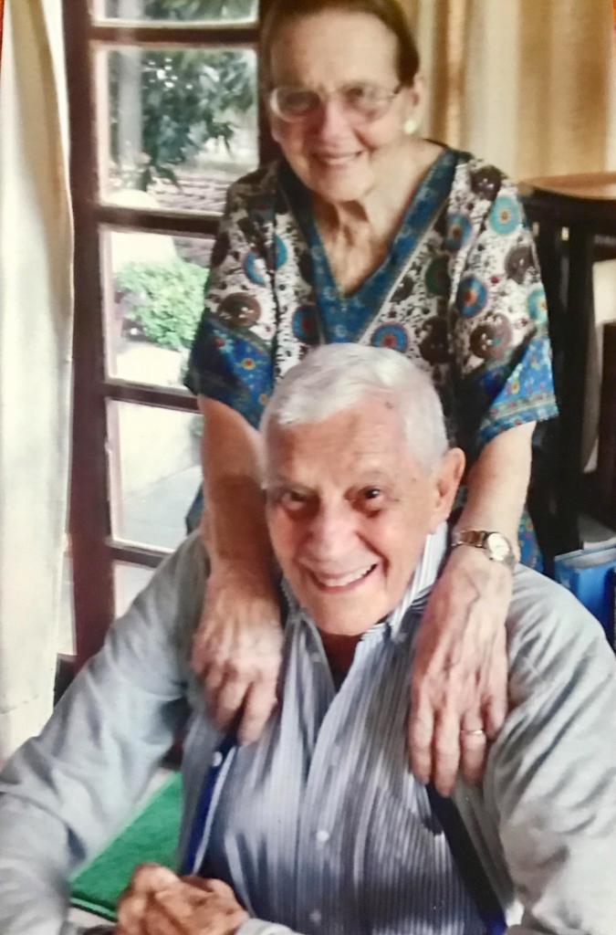 Comandante Carlos Borba, fundador e Presidente do RUMAR até